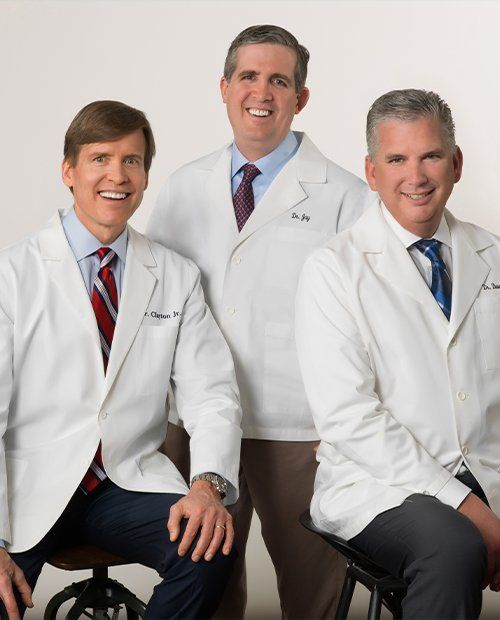 Millersville MD dentists Dr. Jay Dr. Clayton and Dr. David McCarl